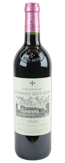 2010 La Mission Haut Brion Bordeaux Blend