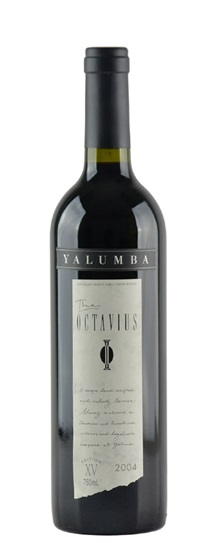 2004 Yalumba The Octavius (Shiraz Old Vine)