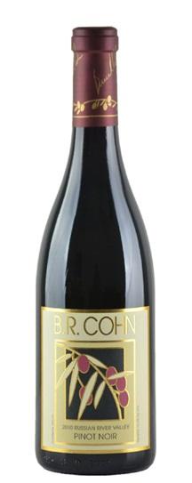 2010 Cohn, B R Pinot Noir Russian River Valley