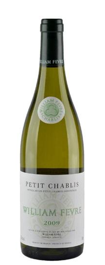 2009 Fevre, Domaine William Petit Chablis