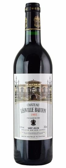 1993 Leoville-Barton Bordeaux Blend