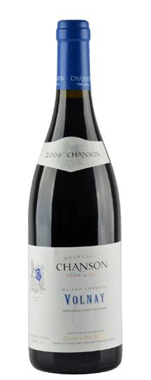 2006 Chanson Pere et Fils Volnay