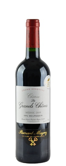 2009 Chateau les Grand Chenes Bordeaux Blend