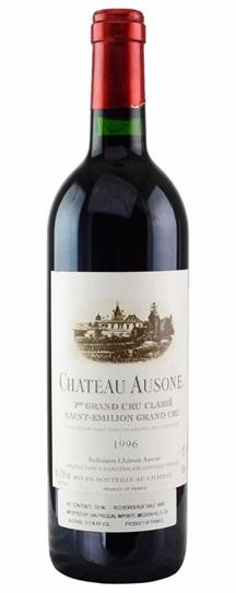 1989 Ausone Bordeaux Blend