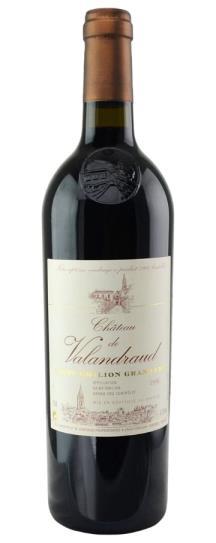 1998 Valandraud Bordeaux Blend