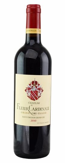 2010 Fleur Cardinale Bordeaux Blend