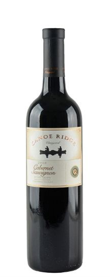 2008 Canoe Ridge Vineyards Cabernet Sauvignon
