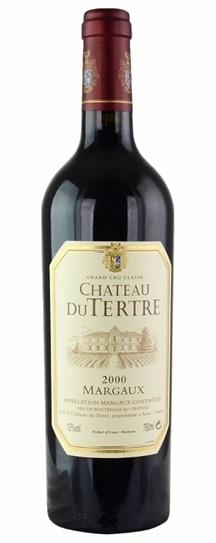 2000 Du Tertre Bordeaux Blend