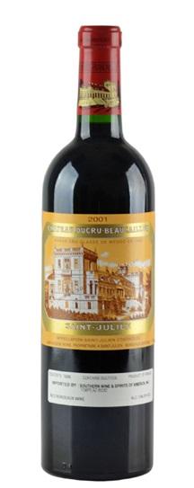 2001 Ducru Beaucaillou Bordeaux Blend