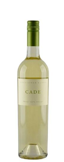 2012 Cade Sauvignon Blanc