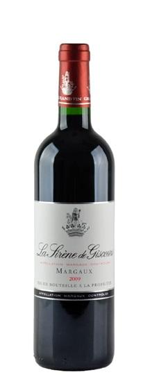 2011 La Sirene de Giscours Bordeaux Blend