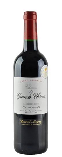 2008 Chateau les Grand Chenes Bordeaux Blend