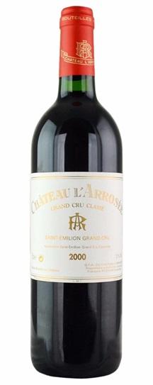 1999 Arrosee, L' Bordeaux Blend