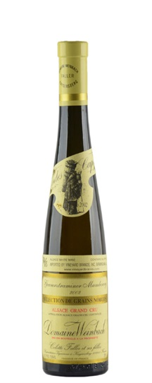 2002 Weinbach, Domaine Gewurztraminer Grand Cru Mambourg Selection de Grains Nobles