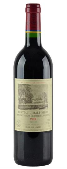 1999 Duhart-Milon-Rothschild Bordeaux Blend