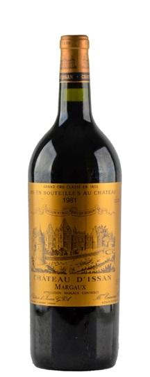 1981 d'Issan Bordeaux Blend