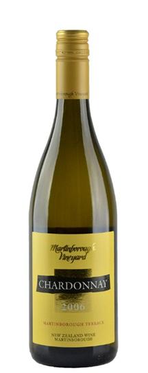 2006 Martinborough Vineyard Chardonnay Martinborough