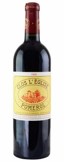 1995 Clos l'Eglise Bordeaux Blend