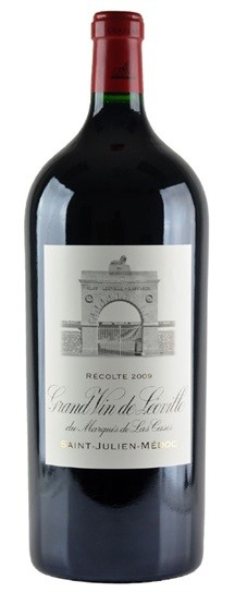 2009 Leoville-Las Cases Bordeaux Blend
