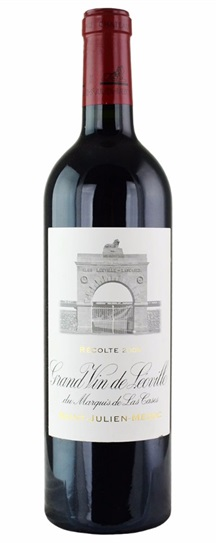 2008 Leoville-Las Cases Bordeaux Blend