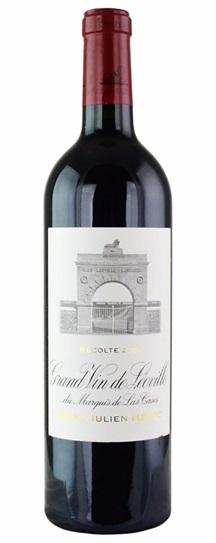 2009 Leoville-Las Cases Bordeaux Blend