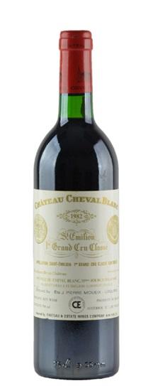 1970 Cheval Blanc Bordeaux Blend
