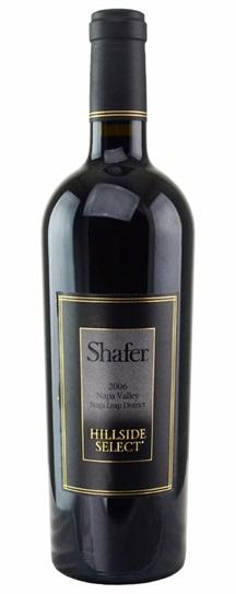 2002 Shafer Vineyards Cabernet Sauvignon Hillside Select