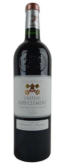 2006 Pape Clement Bordeaux Blend