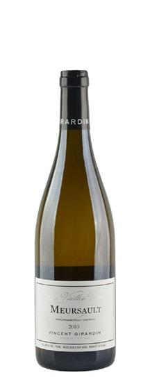 2010 Girardin, Vincent Meursault Vieilles Vignes
