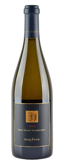 2010 Darioush Chardonnay Signature