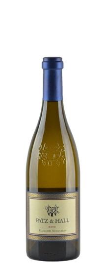 2010 Patz and Hall Chardonnay Hudson Vineyard