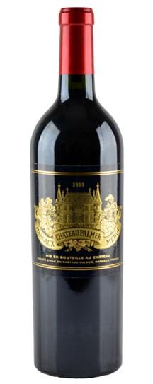 2009 Chateau Palmer Bordeaux Blend