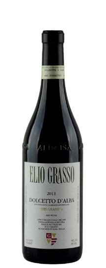 2010 Grasso, Elio Dolcetto d'Alba dei Grassi