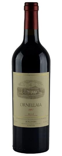 1997 Ornellaia, Tenuta dell' Ornellaia