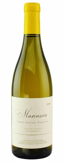 2007 Marcassin Chardonnay Three Sisters Vineyard