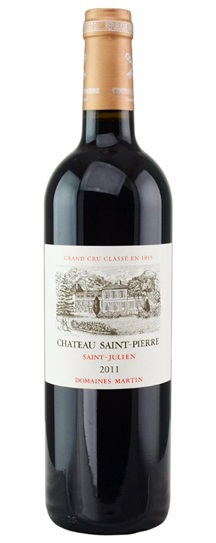 2011 Saint Pierre, Chateau Bordeaux Blend