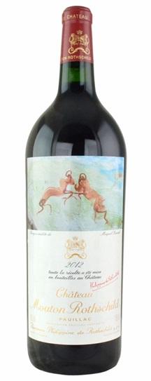 2012 Mouton-Rothschild Bordeaux Blend
