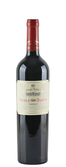 2008 Chateau Tanunda Shiraz Noble Baron
