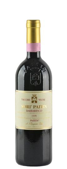 1999 Az Agr Paitin Barbaresco Sori Paitin Vecchie Vigne
