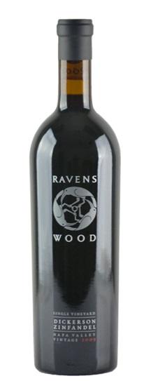 2009 Ravenswood Zinfandel Dickerson Vineyard