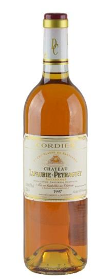 1986 Lafaurie-Peyraguey Sauternes Blend