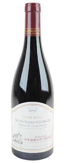 2010 Domaine Perrot-Minot Nuits Saint Georges Premier Cru La Richemone Vieilles Vigne