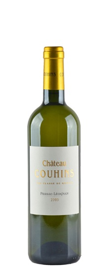 2009 Couhins, Chateau Blanc