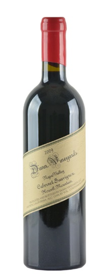 2003 Dunn Cabernet Sauvignon Howell Mountain