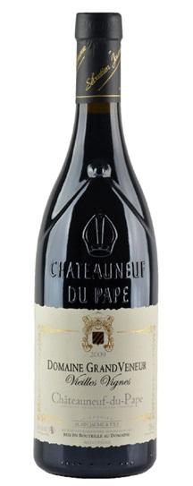 2009 Grand Veneur, Domaine Chateauneuf du Pape Vieilles Vignes