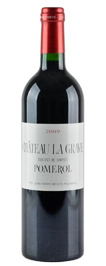2009 La Grave a Pomerol Bordeaux Blend