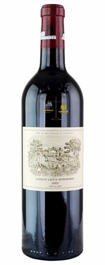 2005 Lafite-Rothschild Bordeaux Blend