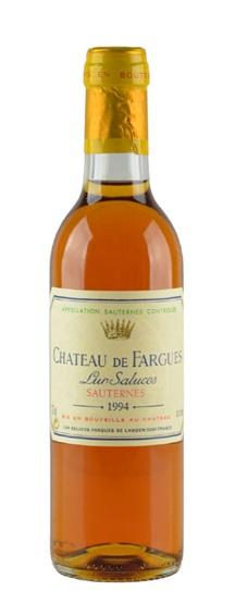 1994 Chateau de Fargues Sauternes Blend