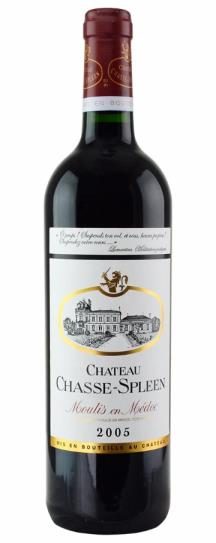 2005 Chasse-Spleen Bordeaux Blend