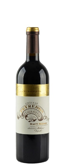2009 Peyredon-Lagravette Bordeaux Blend